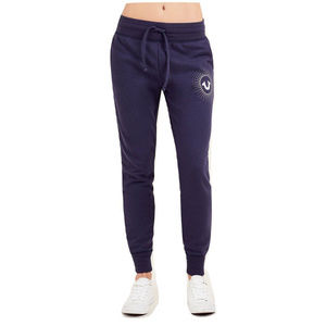 True Religion Women's Patches Jogger Sweat Pants